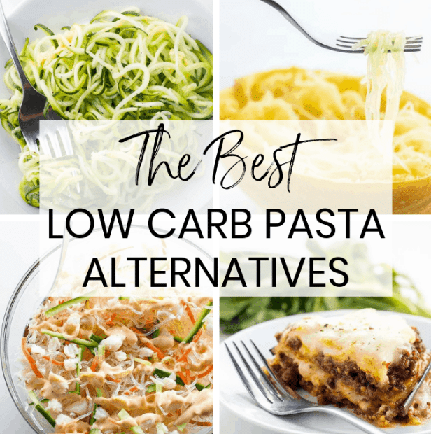 Low Carb Noodles